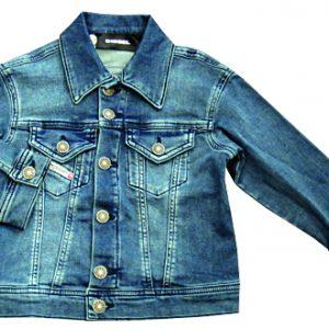 diesel bambino_a giubbino jeans