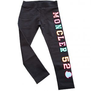 moncler bambina pantalone felpa