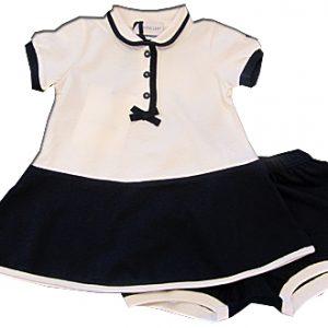 moncler neonata vestito