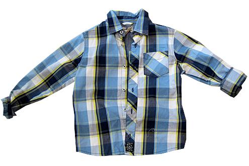 camicia timberland bambino