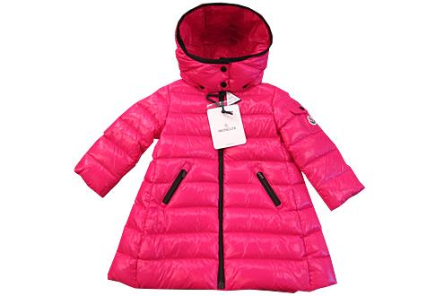 cappotto moncler bambina