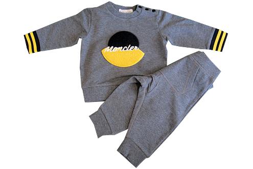 tuta moncler neonato
