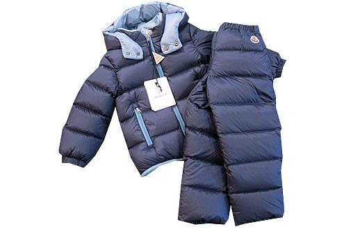 abbigliamento neve moncler
