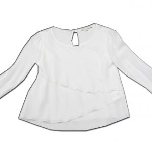 patrizia pepe bambina camicia