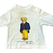 polo ralph lauren neonato t-shirt