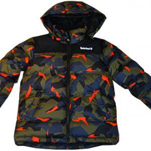 timberland bambino giacca