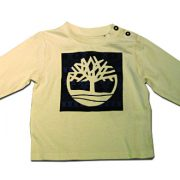 timberland bambino t-shirt