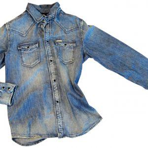 diesel bambino camicia