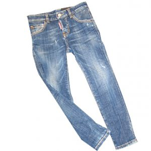 dsquared2 bambina jeans