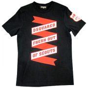 dsquared2 bambino t-shirt 2