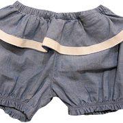 moncler neonata short