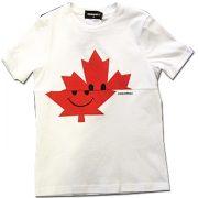 dsqured2 bambino t-shirt