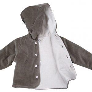 nanan neonato giacchino