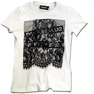 dsquared2 bambina t-shirt 2