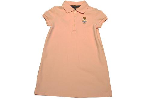 buy online 6a72f ee8e9 polo ralph lauren bambina vestito - Bimbi & Monelli
