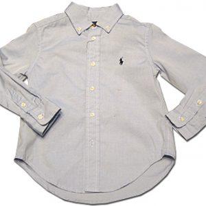 polo ralph lauren bambino camicia