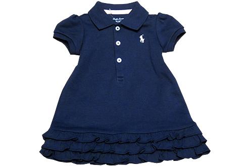 polo ralph lauren neonata vestito 3