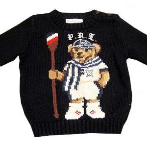 polo ralph lauren neonato maglione