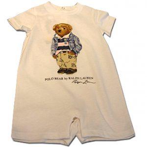 polo ralph lauren neonato pagliaccetto