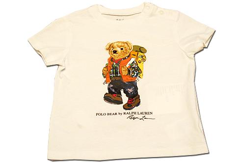 factory price b7d4a bbdbe polo ralph lauren neonato/a t-shirt - Bimbi & Monelli