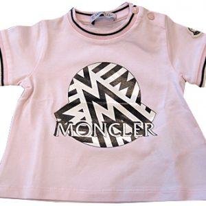 moncler neonata t-shirt