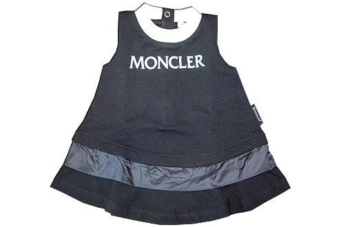 the latest 27182 49e35 moncler neonata vestito - Bimbi & Monelli