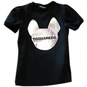 disquared2 bambina t-shirt 2