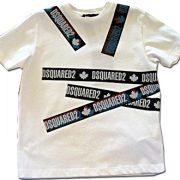 dsquared2 bambino t-shirt 5