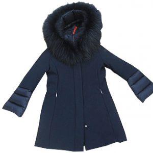 rrd bambina cappotto piuma 2