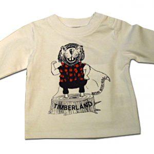 timberland neonato t-shirt 2