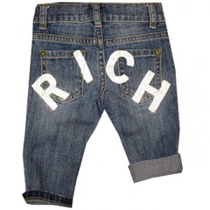 richmond neonata jeans