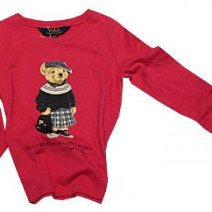 polo ralph lauren bambina t-shirt 3