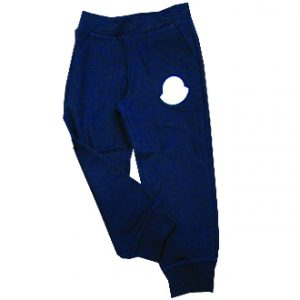 moncler bambino pantalone felpa