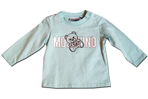 moschino neonato t-shirt